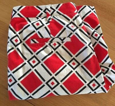 Funky Loudmouth Golf Mens Shorts, Style = Danger, Sz 36 Stand Out in the Crowd!