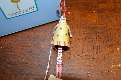 Dept. 56 Krinkles Patience Brewster Mini Birthday Party Hat Ornament 56.36512