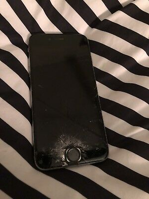 Apple iPhone 6 Space Gray Cracked Screen FOR PARTS