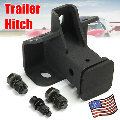 Tow Towing Trailer Hitch Receiver Black For Land Rover LR3 LR4 Range Rover Sport
