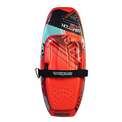 Test Pilot Holeshot Twin Tip Family Kneeboard with Aquahook