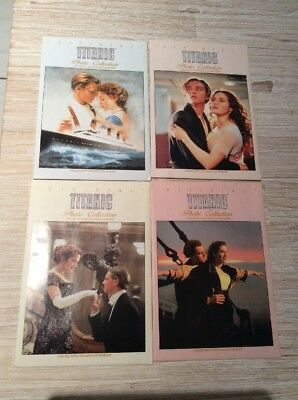 Titanic The Movie Photo Postcards Set Of 16 Cards