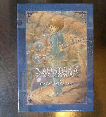Nausicaa of the Valley of the Wind Box Set - Graphic Novel- HB - Great Condition