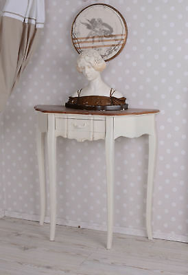 Wall Table Cottage Sideboard Country House Style Console Antique