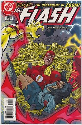 FLASH (1987) #198 - 2nd Appearance of Modern Zoom - Back Issue