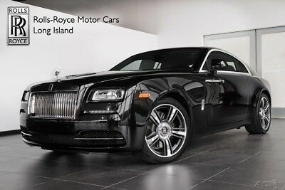 2015 Rolls-Royce Wraith (Certified Pre-Owned) Extended Warranty - Front Ventilated Seats - Polished Stainless Steel Treadplate