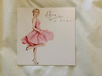 Kylie Minogue Kylie At Home Catalogue brand new