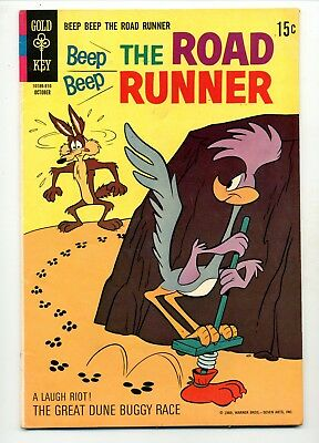 Beep Beep the Road Runner #14    Pogo Stick Cover