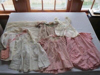 Lot 8 Vtg Clothes Early 1950s Girls/Toddlers Dresses ~LYLIAN KATE GREENAWAY +++