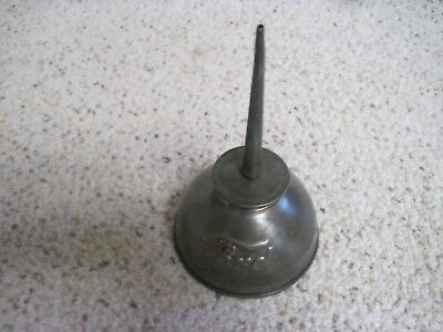 Vintage Ford Script Auto Tractor Oiler Can Nr