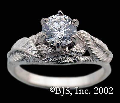 Nenya, Galadriel's Elven Ring of Power, Licensed Lord of the Rings Jewelry, New