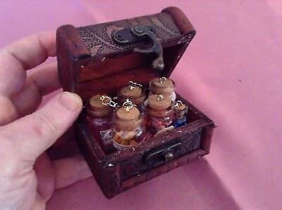 Harry Potter Potion Box With Potions