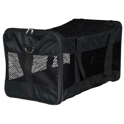 TRIXIE Trasportino per Cane Box Ryan in Poliestere 30x30x54 cm Nero 28851#
