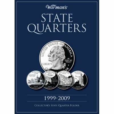 State Quarter 1999-2009 Collector's Folder: District of Columbia and Territories