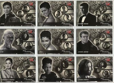 James Bond Die Another Day Expansion 18 Card Set