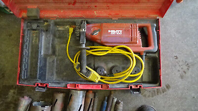Hilti DD 100 Diamond Core Drill w/bits and more. Heavy and shipped by your quote