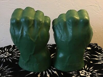 Large Hulk Hands Fists Role Play