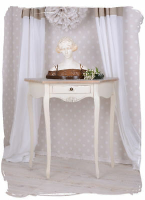 Villa Vintage Console Table Shabby Chic Sideboard Table Table Console