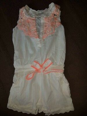 Girls Next Summer Playsuit Age 6 years