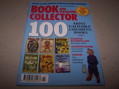 Book and Magazine collector - No 283 – July 2007
