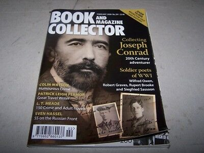 Book and Magazine collector - No 291 – February 2008