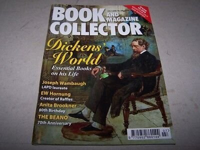 Book and Magazine collector - No 296 – July 2008