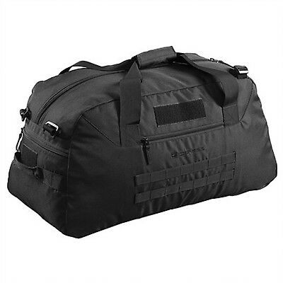 Caribee Op's Military Inspired Duffle Gear Travel Bag 65L BLACK