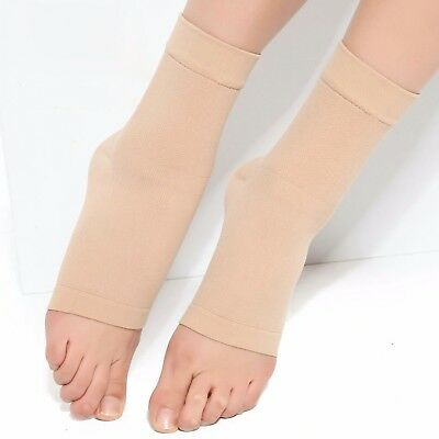 1Pair Plantar Fasciitis Socks Ankle Compression Foot Sleeve Relieve Arch Pain US