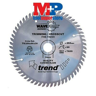 Trend TR/300X60X30 SAW BLADE TRIMMING 300MMX60TX30MM
