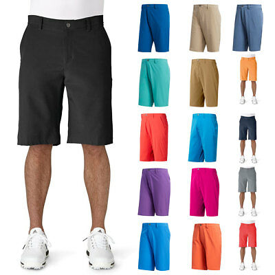 "adidas Golf Mens 2019 Ultimate365 10.5"" Inseam Moisture Wicking Shorts"