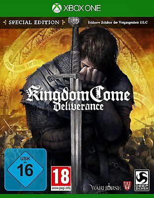 Kingdom Come Deliverance - Special Edition    XBOX One      !!!!! NEU+OVP !!!!!