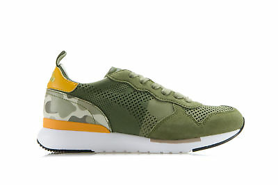 039b8ffc9bd2 DIADORA HERITAGE Mens Womens Sneakers Shoes TRIDENT EVO LIGHT Green Trainers