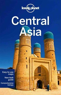 Lonely Planet Central Asia by Lonely Planet 9781741799538 (Paperback, 2014)