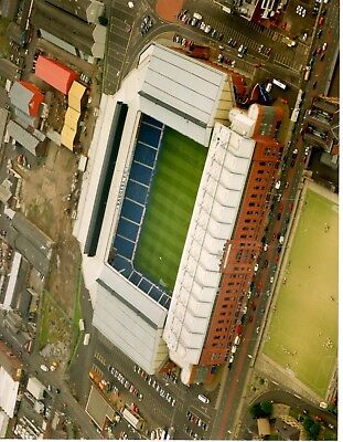 Photograph of Ibrox Park (Rangers) Colour - Large - Date not known