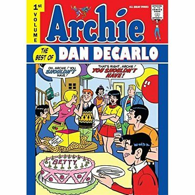 Archie: Best of Dan DeCarlo Volume 1 (Archie: the Best  - Paperback NEW DeCarlo,