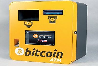 Bitcoin Card - Can Be Used At Any Bitcoin Atm