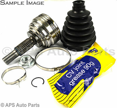 CV Joint Boot Kit fits FORD MONDEO Mk4 2.0D Front Inner 07 to 15 C.V Driveshaft