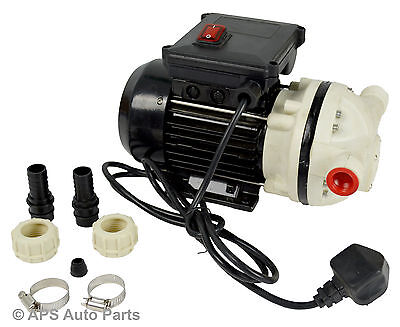 220v Self Priming Electric Adblue Water Transfer Pump Liquid Food Anti Freeze