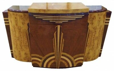 in 4 weeks BEST Credenza Sideboard Art Deco forms