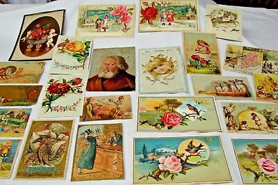 Lot 24 Victorian Trade Tea  Jersey Arbuckle's Coffee Advertising Cards