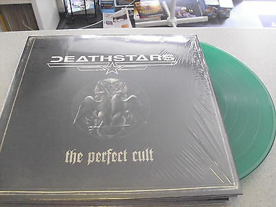 Deathstars  -  The Perfect Cult  -  LP   GREEN   VINYL Vinyl // Neu