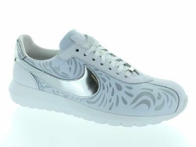 the latest 7f84e 64af0 Women s Nike Roshe LD-1000 QS Serena Sneakers Casual 810382-100 White  Silver 7.5