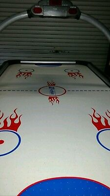 Excellent Condition Full Size Air Hockey Table With Digital Scoring Display Arca