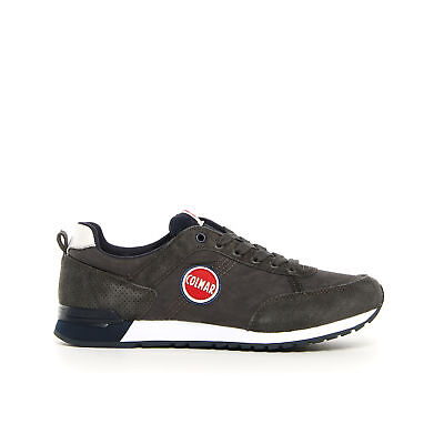 COLMAR ORIGINALS TRAVIS Colors Black Gray Scarpe Free Time