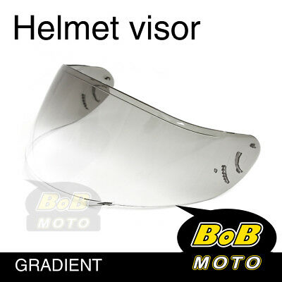Gradient Tinted Shield Helmet Visor Fit Shoei X-SPIRIT 2 Qwest X-Twelve