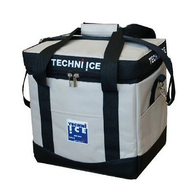 TECHNI ICE Cooler Bag 13L Heavy Duty Insulated + 3x FREE Reusable Ice Packs
