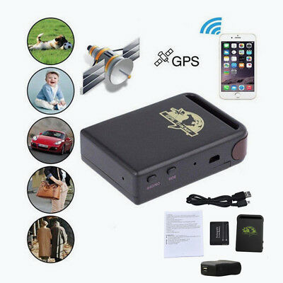 Vehicle GSM GPRS GPS Tracker Car Tracking Locator Device TK102A Eyeable