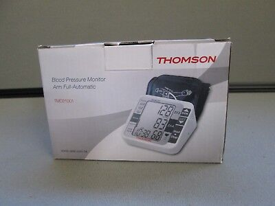 Thomson Blood Pressure Monitor Arm Full - Automatic New Boxed