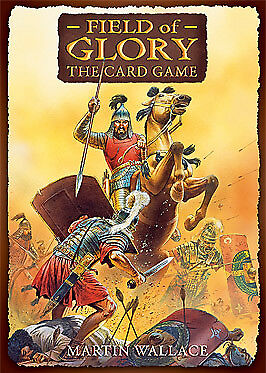 Field Of Glory - Card Game - Martin Wallace