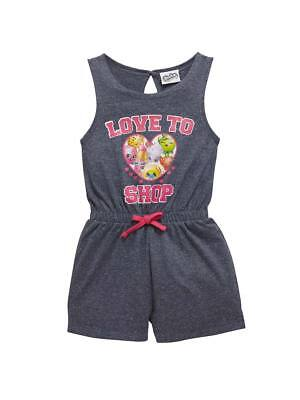 Shopkins Playsuit In Multi Size 5-6 Years